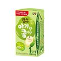 아이꼬야 한뼘 더 큰 아기랑 콩이랑 1단계 120ml * 24입