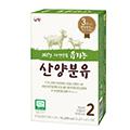 [2단계 스틱] 남양 유기농 산양분유 스틱 2단계(14g*12입) * 3박스