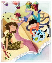 생각하는 아이의 그림책 읽는 방법