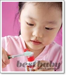 치아발달의 모든 것 ⑤ 3~6years : 스스로 양치질하는 습관
