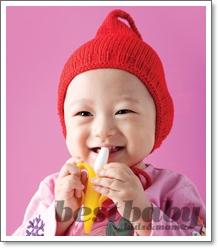 치아발달의 모든 것 ② 5~12months : 첫번째 젖니 탄생