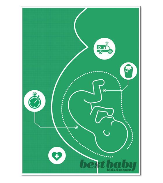 분만 카운트다운! 막달 임신부 궁금증 18 - ①