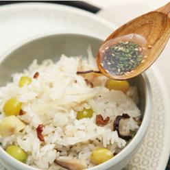 더덕영양밥