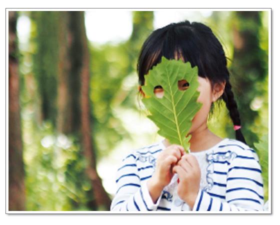 봄엔 숲 학교, 날마다 자연 놀이 8가지