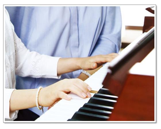 아이들의 웃음소리, 음악의 시작이 되다 ①