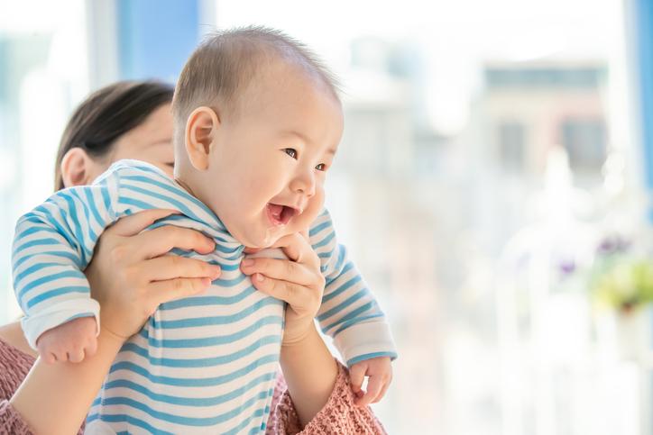 1세 육아 - 엄마들이 알아야 할 3~4개월 발달 사항