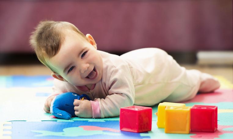 0~12개월 우리 아기 성장 발달 보고서 (3~4개월)