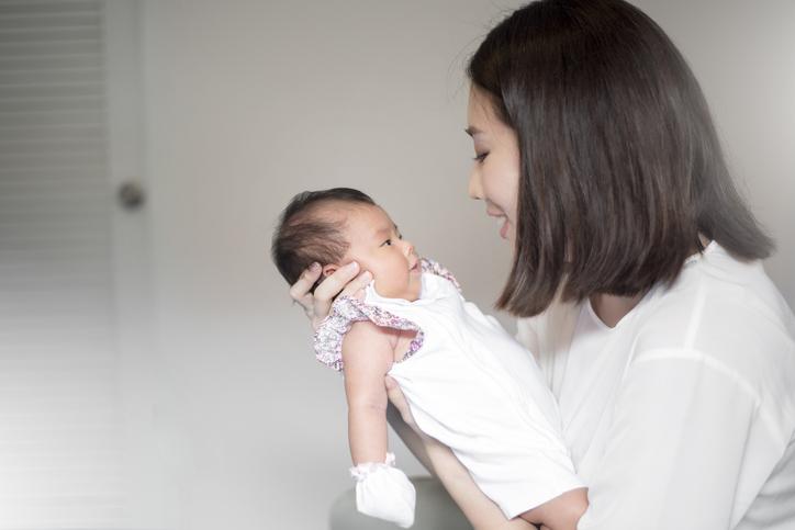[0~1개월] 아기의 성장 & 발달