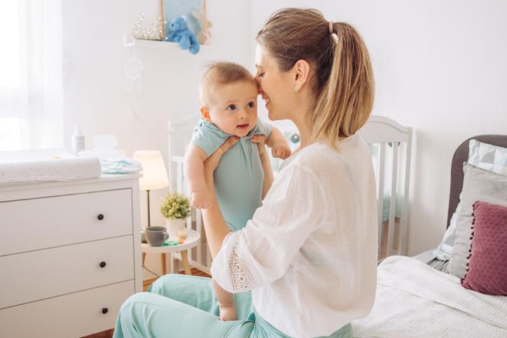 [3~4개월] 아기 성장 & 발달