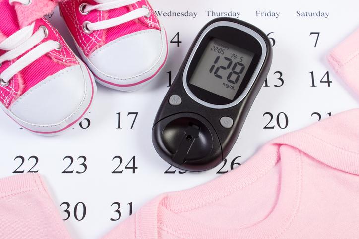 [임신24주] 임신성 당뇨 검사를 받는다