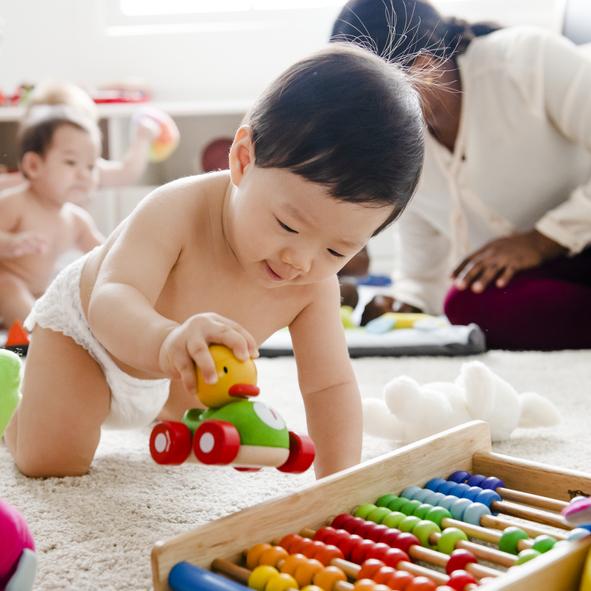 [만6개월] 아기 키우기 포인트
