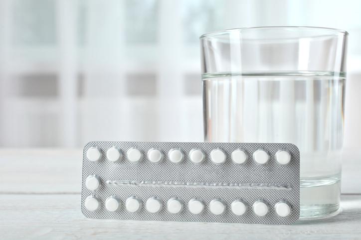피임을 위한 임시 방법 - ① 경구 피임약