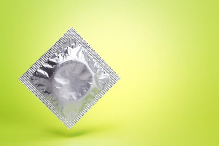 피임을 위한 임시 방법 - ⑧ 남성용 콘돔