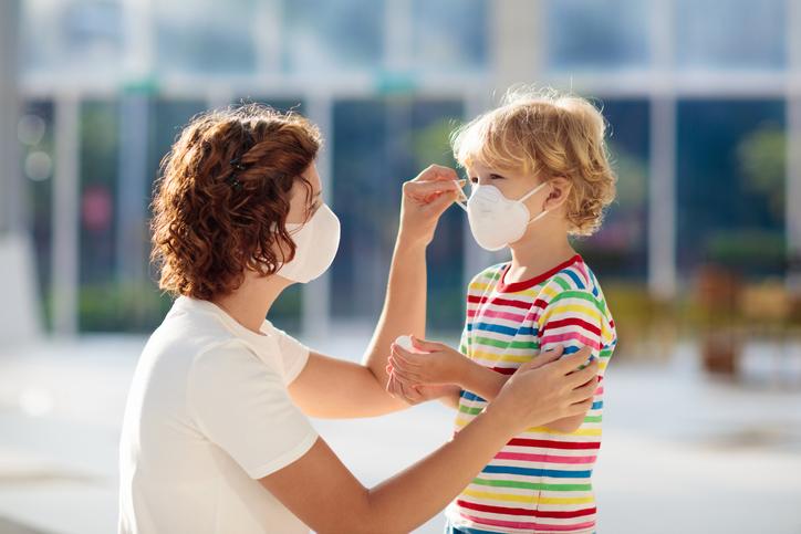 내겐 너무 유용한 TMI 육아 ⑤편 마스크 궁금증