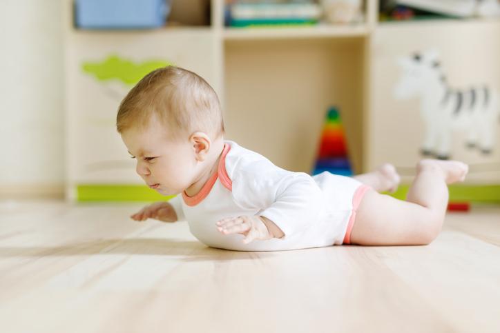 0~12개월 우리 아기 성장 발달 보고서 (5~6개월)