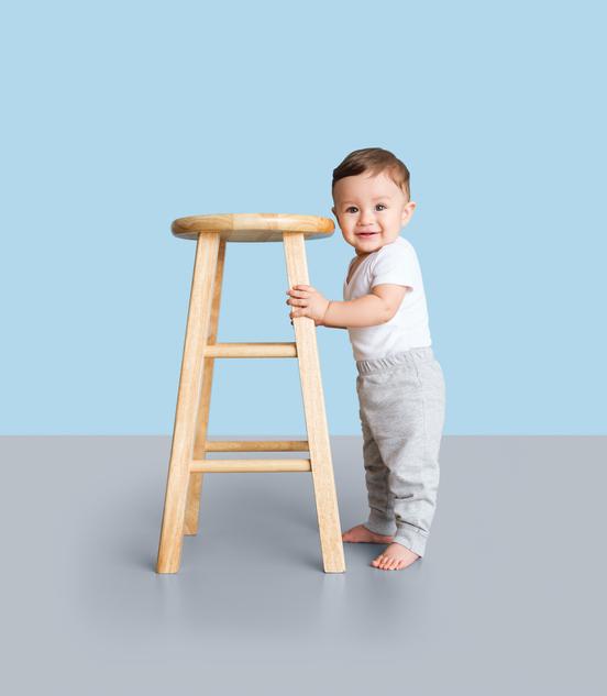0~12개월 우리 아기 성장 발달 보고서 (9~10개월)