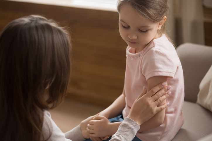 아이에게 용기를 불러일으키는 격려 연습 ⓐ