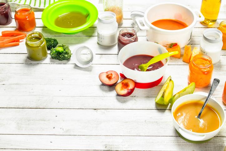영양과 맛, 최고의 합을 찾아라 찰떡궁합 이유식