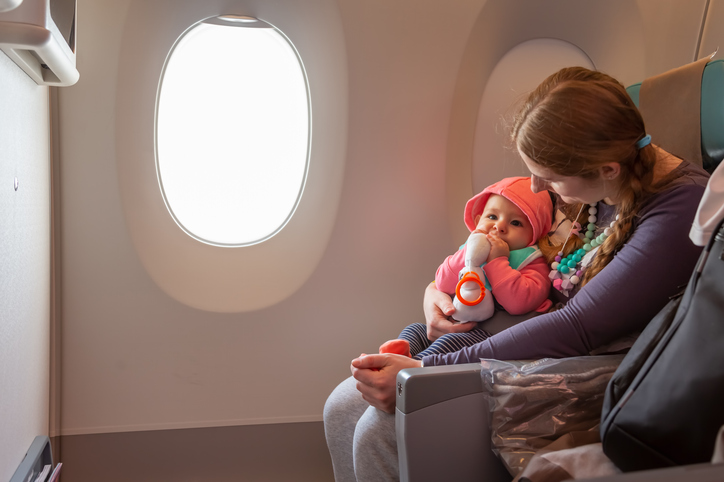 아이와 즐겁게 비행기 타는 방법 없나요?