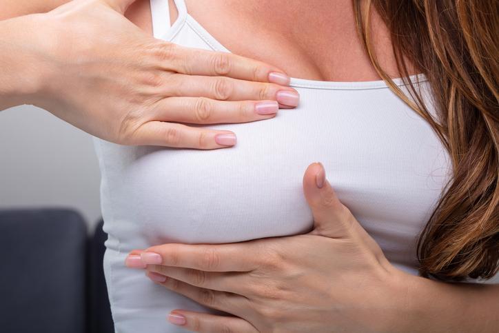 젖몸살을 풀어주는 마사지법